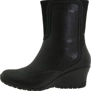 Merrell Wisteria Boots Black Leather
